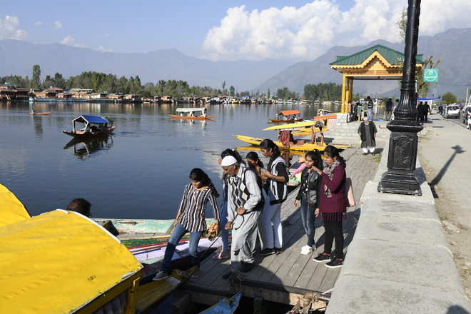 With new hope, Kashmir gears up to revive tourism