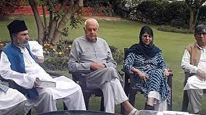 Won't resign as MP in case any unfavorable decision is taken by the GoI - Farooq Abdullah In PAGD Meet
