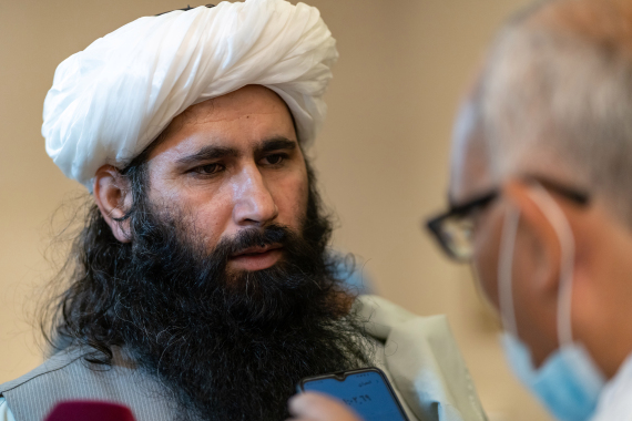 Why did India open a backchannel to the Taliban
