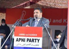 Article 370 abrogation incremented trust deficit, alienation among people of J&K: Altaf Bukhari