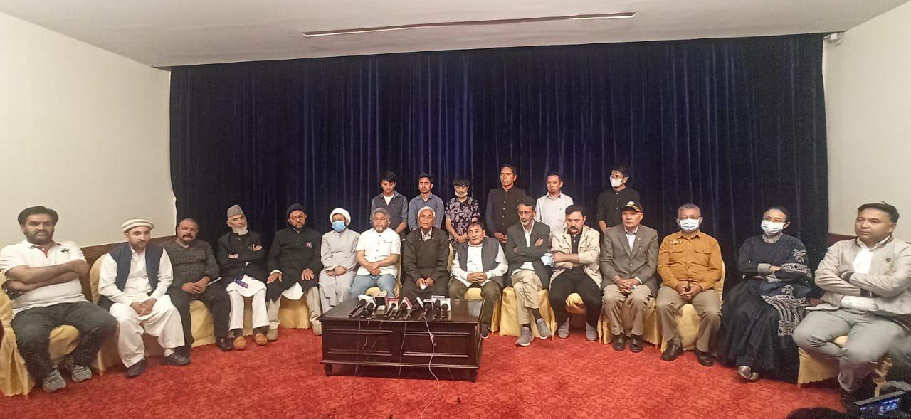 Buddhist-Majority Leh & Muslim-Majority Kargil unite to demand autonomy for Ladakh