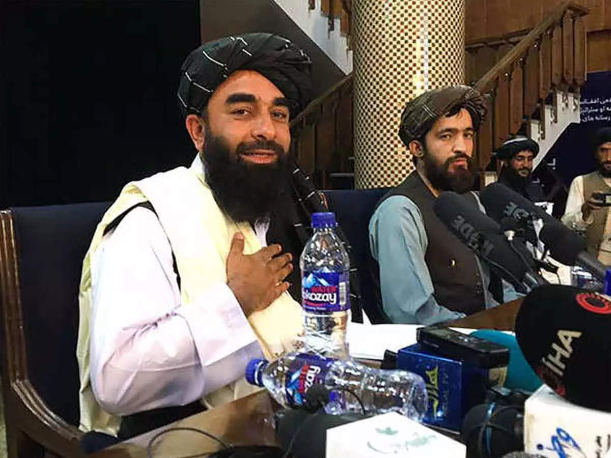 India & Pakistan should sit together to resolve outstanding issues - Taliban