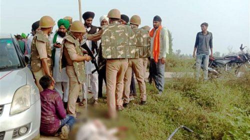 Two arrested in Lakhimpur Kheri violence case, minister Ajay Mishra's son untraceable