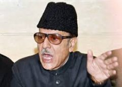 Article 35A Row united Kashmir: Saif-u-Din Soz