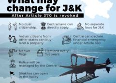 Domicile rule for J&K defined by GoI