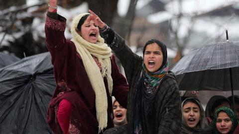 Are Kashmiris forgotten in India-Pakistan talks?