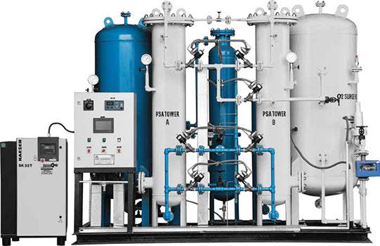 Five Kashmir bound oxygen generation units diverted to Jammu