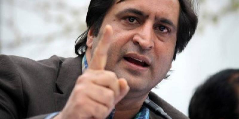 GoI comfortable with non-political setup in J&K - Sajjad Lone