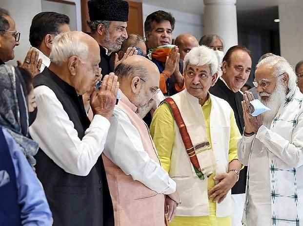 Kashmiri leaders urge Modi to restore region's autonomy