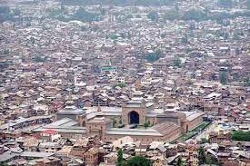 Maisuma, Batamaloo, Pantha Chowk, Hari Parbat among pockets of densely populated land in Kashmir on the defence ministry's radar