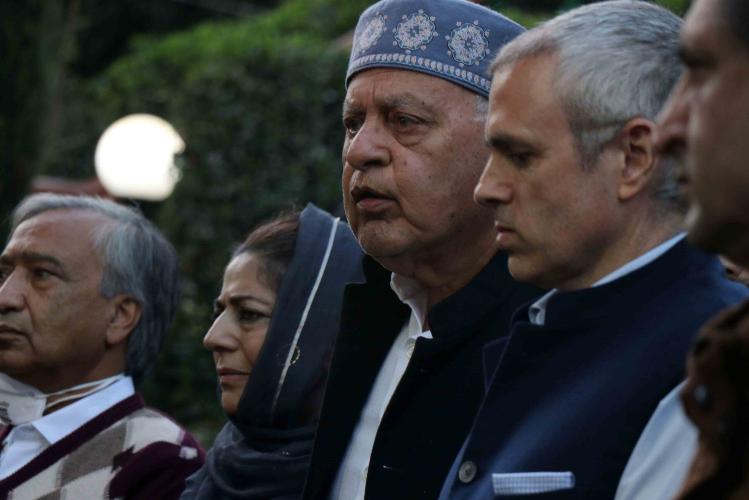 PAGD comes alive, Crucial meeting today at Mehbooba's Gupkar residence