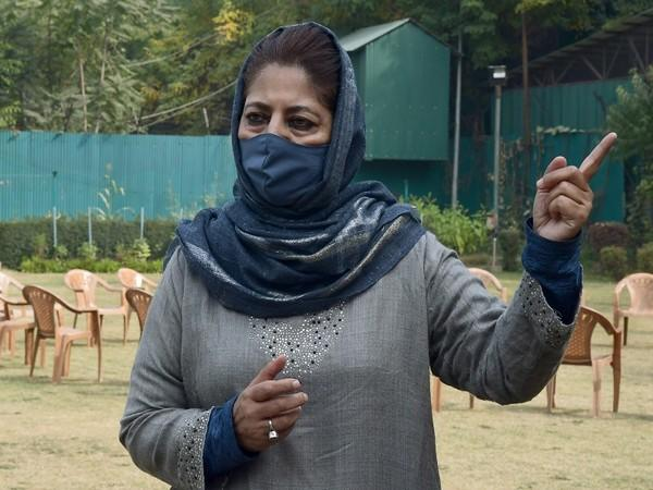 UN should take note of rights violations - Mehbooba Mufti