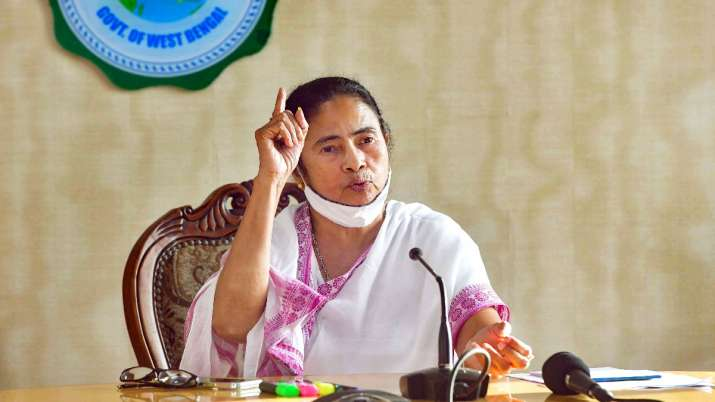Why was J&K's statehood removed, Country's name tarnished globally: Mamata Banerjee