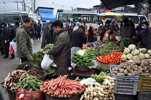 At 7.42% Inflation in J&K highest among all states, makes living costliest in J&K