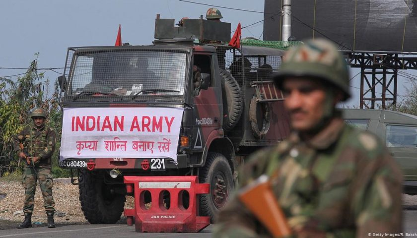 Is Kashmir becoming a new combat-zone of global powers