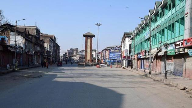 J&K will be granted statehood after normalcy is restored - MHA