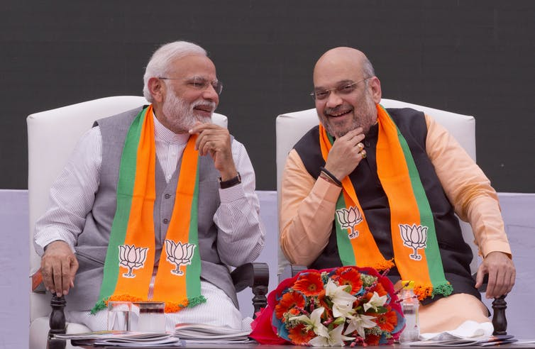 Kashmiri's under no illusion that Modi-Shah only focussed on implementing the Hindutva agenda in the region