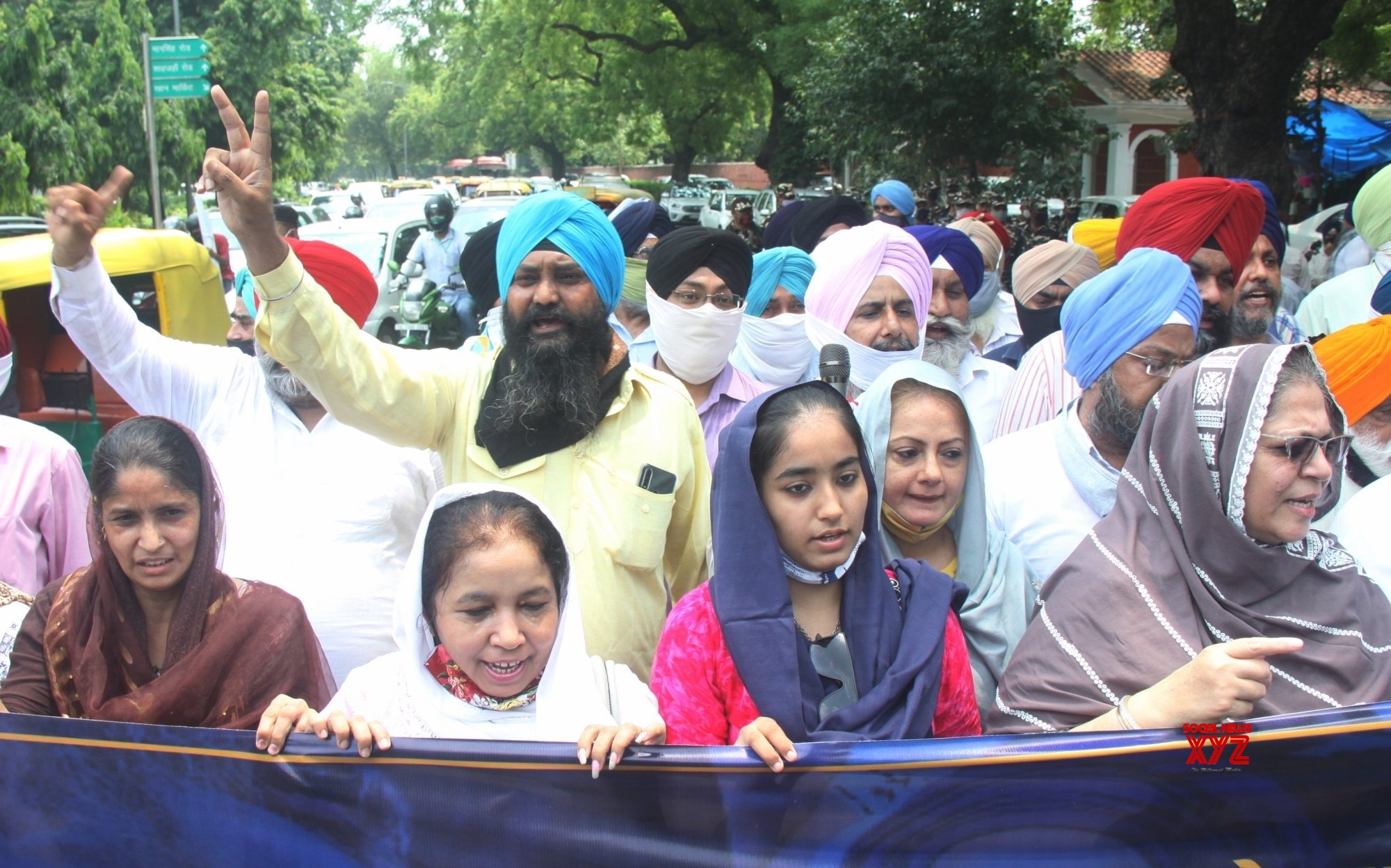 Why are Sikhs of Kashmir angry