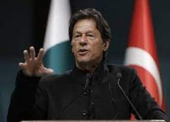 Will let people of Kashmir decide if they want to join Pakistan or become an 'Independent Nation': Imran Khan