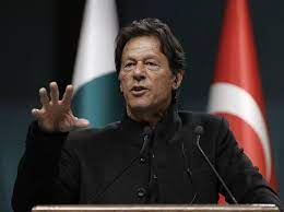 Will let people of Kashmir decide if they want to join Pakistan or become an 'Independent Nation'- Imran Khan