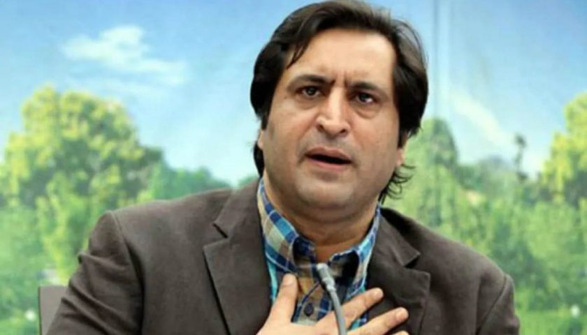 Will wait for 'Liberal' Govt to restore special status - Sajad Gani Lone