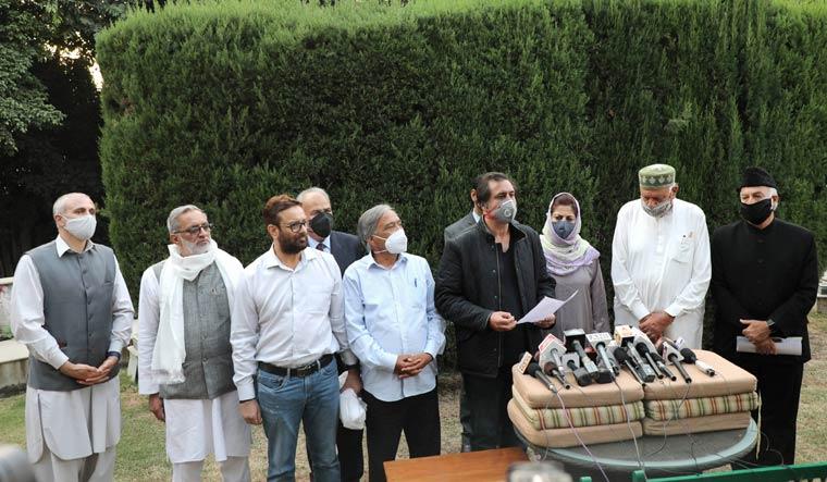 2 Years since abrogation of Article 370, Gupkar alliance dubs Naya Kashmir a 'Joke'