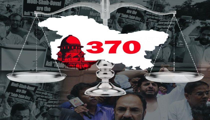 Qamar Ali Akhoon, Asgar Ali Karbalai & Sajjad Hussain, Ladakh Residents move SC challenging dilution of Article 370