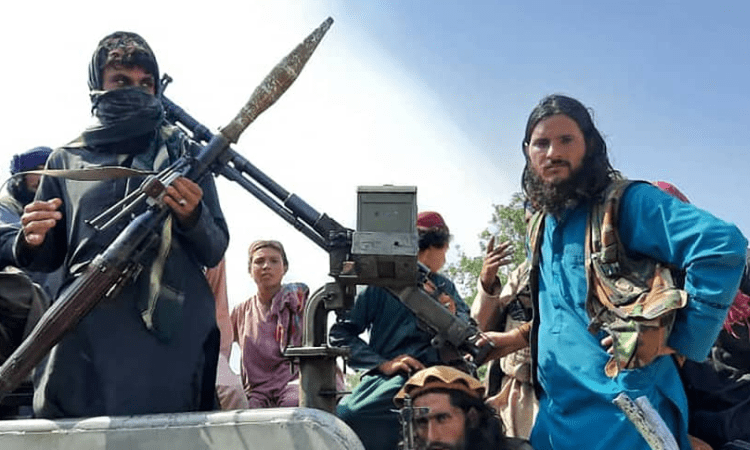 Why three decades later Kashmir is cool to Taliban
