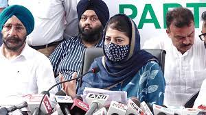BJP is dividing people on religious lines - Mehbooba Mufti