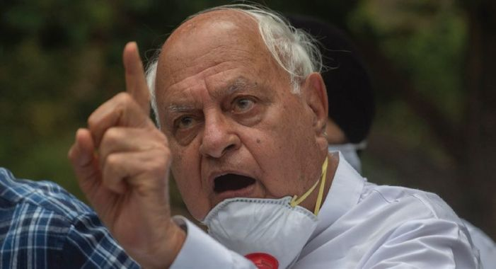 Committed to fight for restoration of Article 370 - Dr Farooq Abdullah