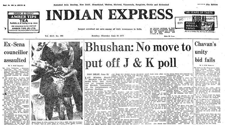 Could a 1977 like polling wave upend GoI's J&K Plans?