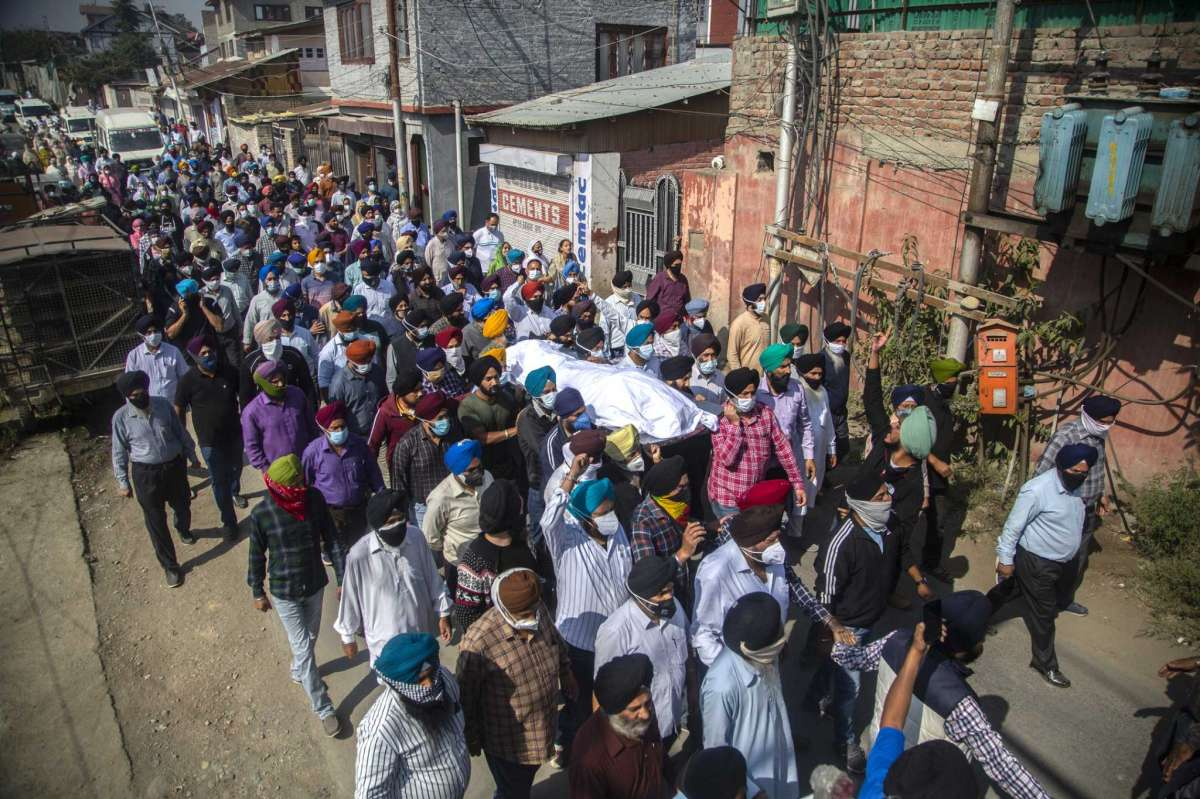 Fresh wave of killings triggers memories of dark past in Kashmir