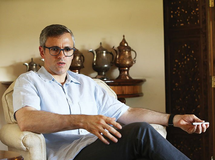Heightened security in Kashmir no reason to open fire at civilians - Omar Abdullah