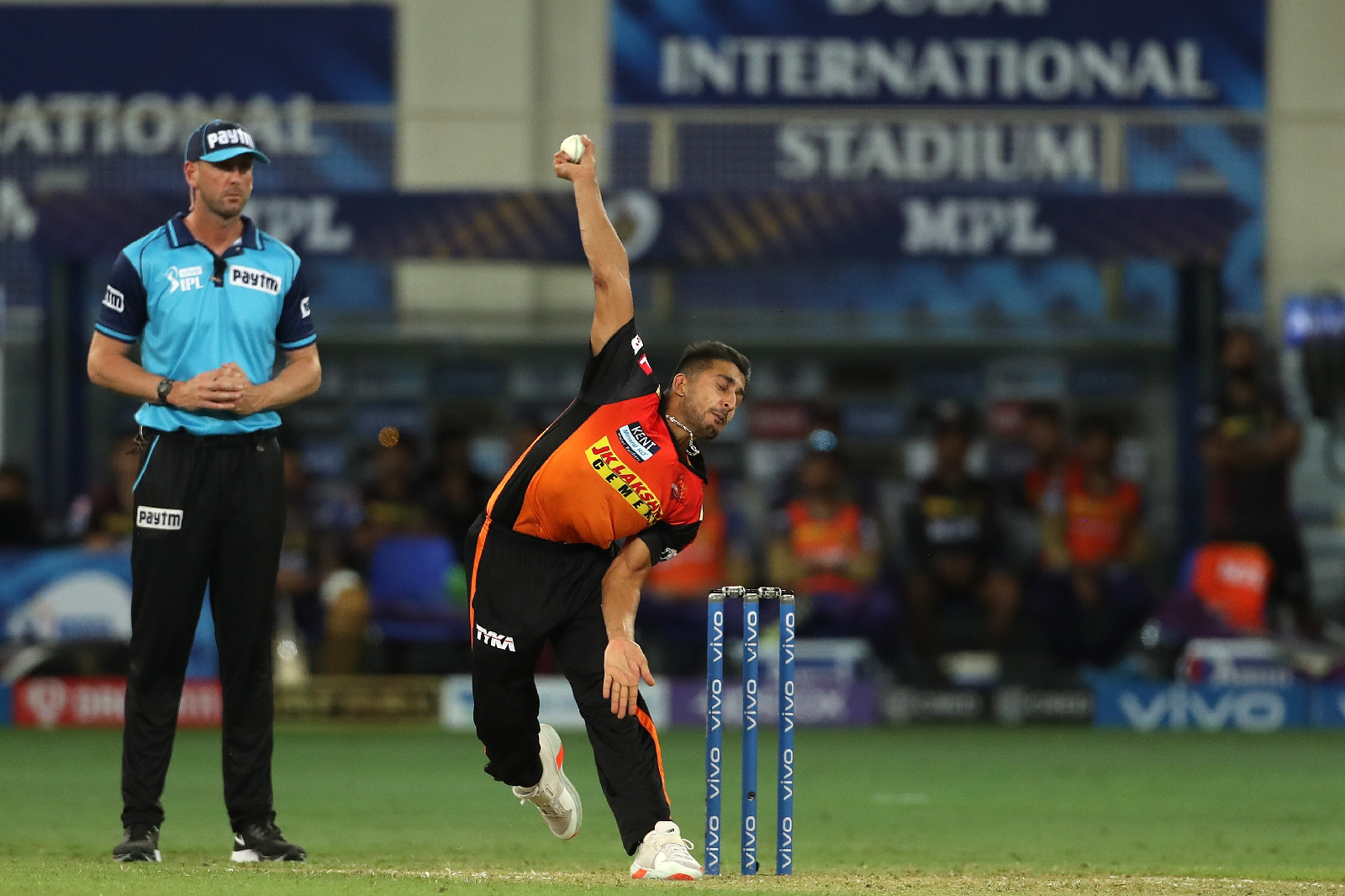 Pacer Umran Malik of SRH bowls at over 150 kph, fastest ball by Indian in IPL 2021