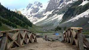 Thajiwas Glacier melting at rapid pace - Locals